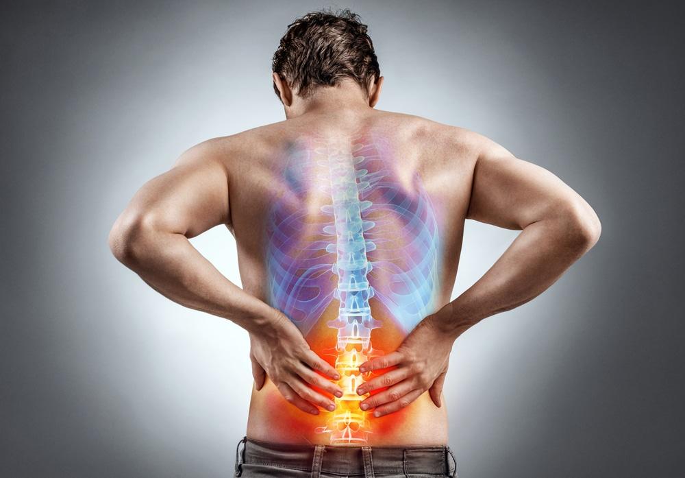 Bildliche Darstellung einer FPZ Rückentherapie in Bremen